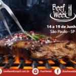 Beef Week São Paulo terá participação de restaurantes e lojas de carne de 14 a 19 de junho